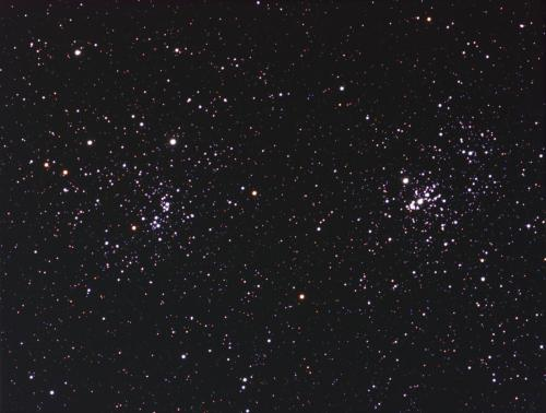 Double Cluster Photo Credit: Helder Jacinto