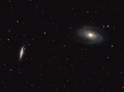 M81-and-M83-PS5 Photo Credit: Helder Jacinto