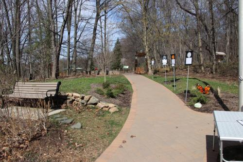 The Solar System Walk at Trailside.Photo Credit: Mary Ducca